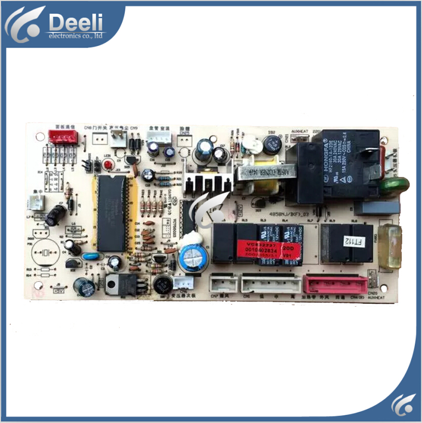 95% new good working for Haier Air conditioning computer board 0010402634 circuit board 95% new for haier refrigerator computer board circuit board 0064000385 driver board good working set
