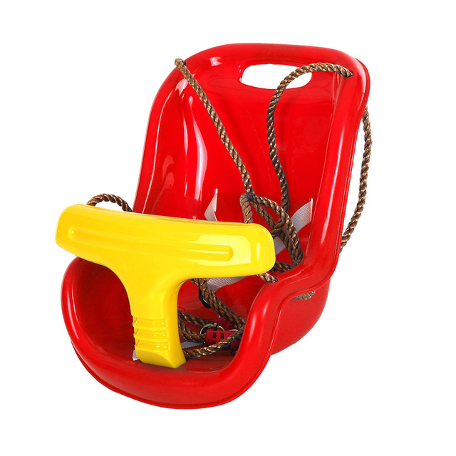 Toddler Chair Plastic Cooling Pad For Outdoor Child Tree Swing Seat Indoor Kids Trapeze Hanging Playground Backyard