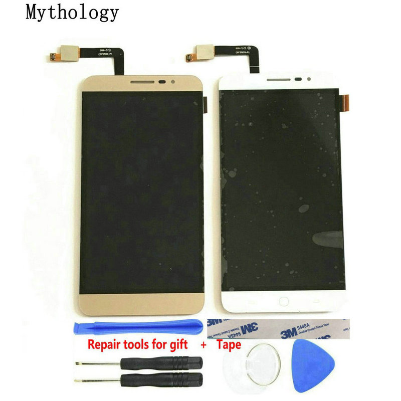 Mythologie Touch Panel LCD Display Für Coolpad E501 Coolpad Modena 5,5 Zoll Touch Screen Handy Reparatur T