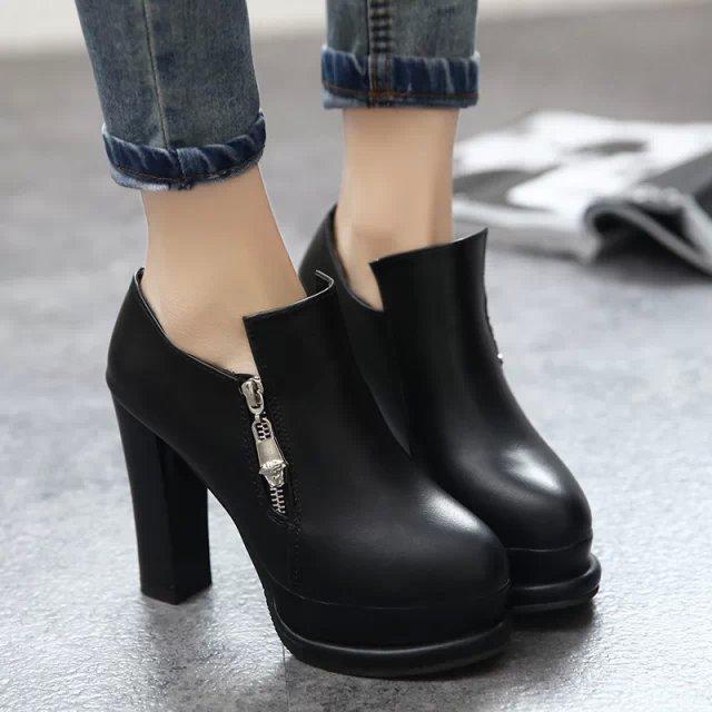 Chaussures automne à fermeture éclair fille Hy3jvhX9