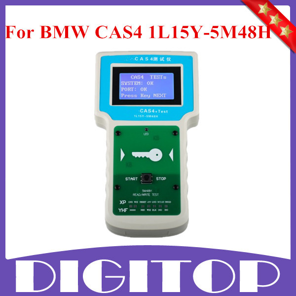 New Hand-Held For BMW CAS4 1L15Y-5M48H Tester Fast Shipping