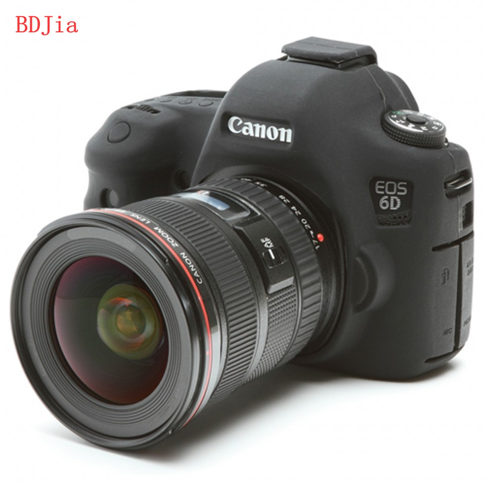 Camera High Quality Dslr Camera aliexpress com buy high quality silicone camera case bag cover for canon 6d digital slr camerafree shipping from reliable i