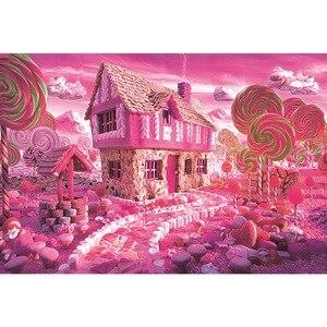 Image 3 - Dubbi kağıt bulmaca 1000 adet Noctilucent aydınlık çocuklar için yap boz eğitici oyuncaklar bulmaca oyunu yap boz