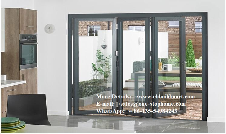 Panel Door,doors Interior,glass Door Sliding,black Aluminum Interior French Doors,glass House Doors,entrance Door