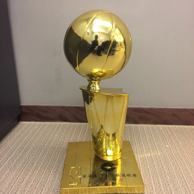 US $62 0 |Larry O'Brien National Basketball Championship Trophy 30CM -in  Sports Souvenirs from Sports & Entertainment on Aliexpress com | Alibaba