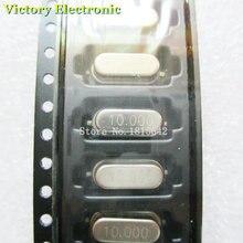 SMD Crystal Oscillator 10mhz 10pcs/Lot Passive HC-49S