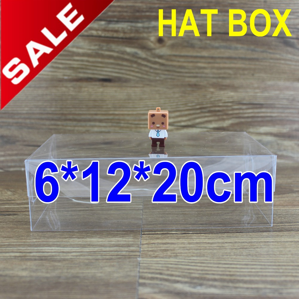Craft hat boxes - 6 12 20cm Hat Box Plastic Container Cake Boxes And Packaging