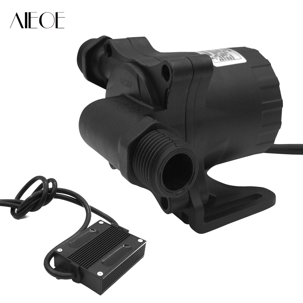 Adjustable 1560L H 15m 49 2ft Large Flow Submersible Water Pump Hot Water Recirculating Pump For