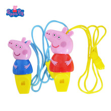 Genuine Peppa Pig Toy Whistle Post Flute George Peluche Action Figures Anime figuras peppa Toys for Children Gift