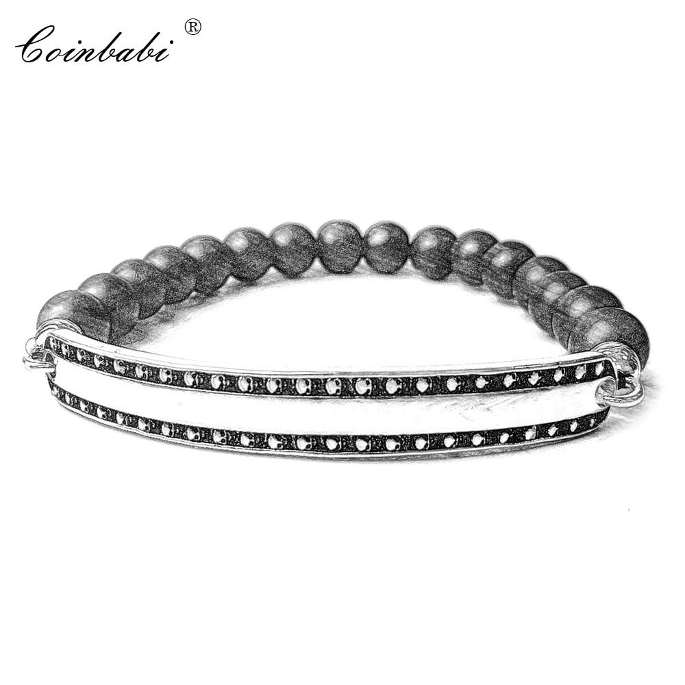 Thomas Obsidian Bracelet...
