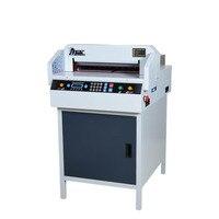 Cortador de papel elétrico cortador de papel automático nc tamanho a3 máquina de corte de papel digital trimmer110v/220 v 1pc Cortador de papel     -