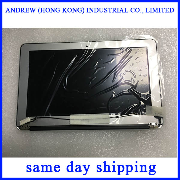 Original New A1369 A1466 LCD Screen Assembly For Macbook Air 13