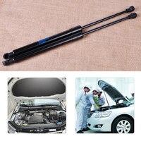 51247060623 51244365788 2pcs Rear Trunk Lid Lift Support Shock Strut Damper Gas Pressurized Fit For BMW