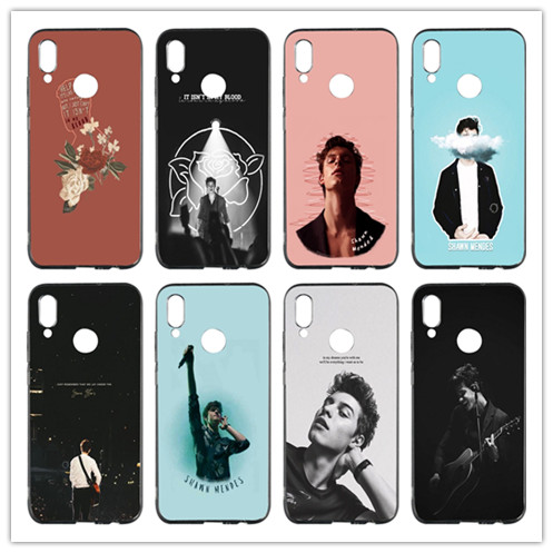 Open-Minded Shawn Mendes Magcon Soft Tpu Mobile Phone Case Cover For Huawei P Smart Honor 4c 5c 6a 6x 7x 8x 9 Lite V8 V9 Play V10 Shell Phone Bags & Cases