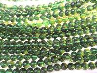 AA+ Rock Crystal quartz black green yellow quartz beads round ball beads wholesale beads 8mm full strand