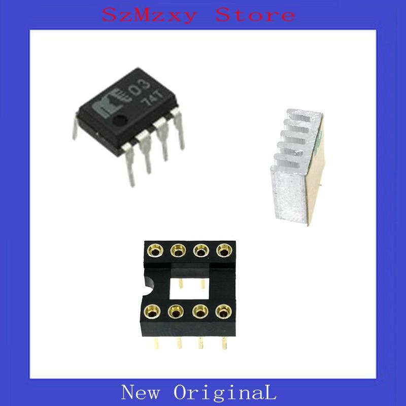 1PCS/Lot MUSES03 MUSES 03 Single Operational Amplifier DIY HIFI M03 цена