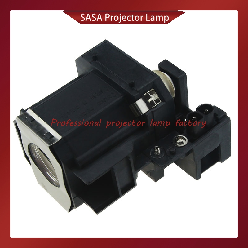 ELPLP35 V13H010L35 Replacement font b Projector b font Lamp with Housing for EPSON EMP TW520 EMP