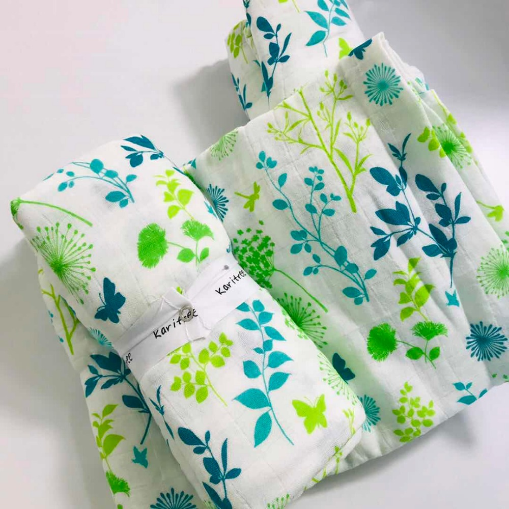 Q4 baby blanket baby muslin diaper muslin swaddle blankets quality better Aden Anais Baby bath towel cotton Blanket Infant Wrap | Happy Baby Mama