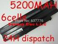 5200 мАч Батареи j1knd для Dell Inspiron M511R M501 M501R N3010 N3110 N4010 N4050 N4110 N5010 N5010D N5110 N7010 N7110