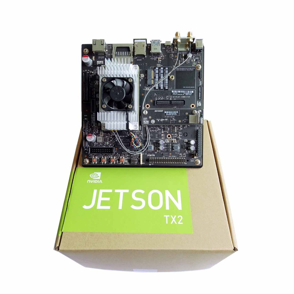US $659 0 |NVIDIA Jetson TX2 Development Kit, 8 GB 128 bit LPDDR4 32 GB  eMMC, the AI Solution for Autonomous Machines-in Demo Board from Computer &