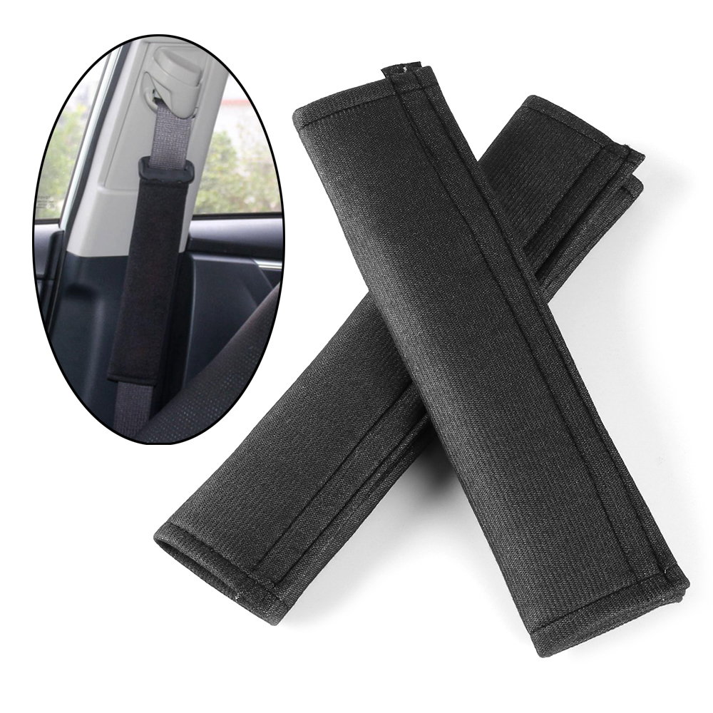 research.unir.net Pair Car Seat Belt Pads Pad Cover Safety Harness ...