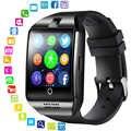 Bluetooth Q18 S18 Смарт часы APPOR поддержка sim-карты Bluetooth Камера подключение Смарт часы Smartwatch PK GT08