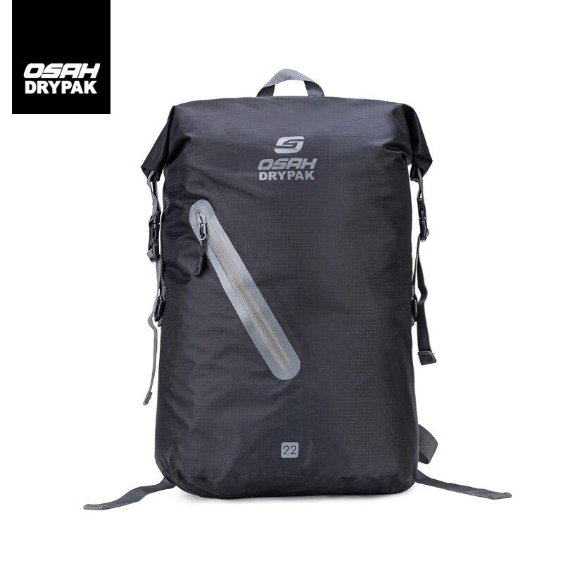 Camping en plein air escalade randonnée sac à dos léger sac étanche sac à dos pliant 22L