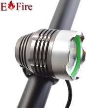 Hotest 1800 Lumen T6 Bicicleta Luz de la Linterna de Luz LED 8.4 V 6400 mah y Cargador