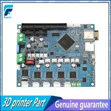 Новейший клонированный Duet 2 Wifi V1.04 DuetWifi Расширенный 32 бит материнская плата обновления плата контроллера для 3D принтера CNC BLV MGN Cube