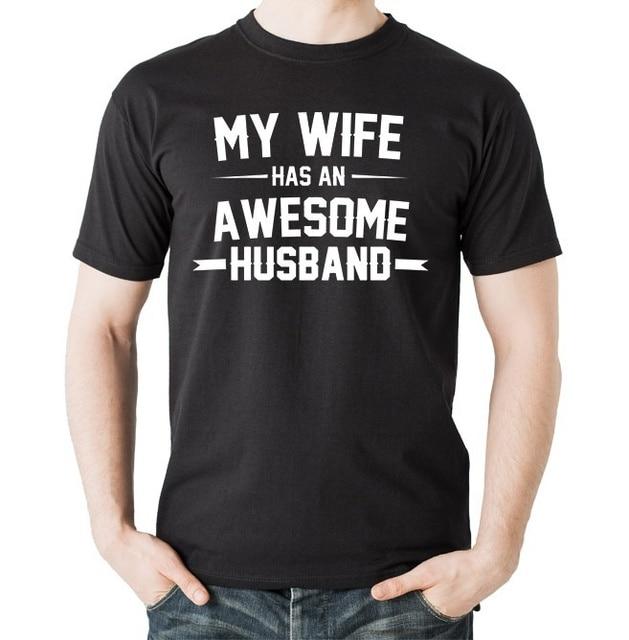 Husband T Shirt Gift For Birthday Anniversary Cool Short