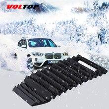 VOLTOP Auto Schnee Ketten Schlamm Reifen Traktion Matte Rad Kette Nicht slip Tracks Auto Winter Straße Turnaround Werkzeug Anti slip Grip Tracks