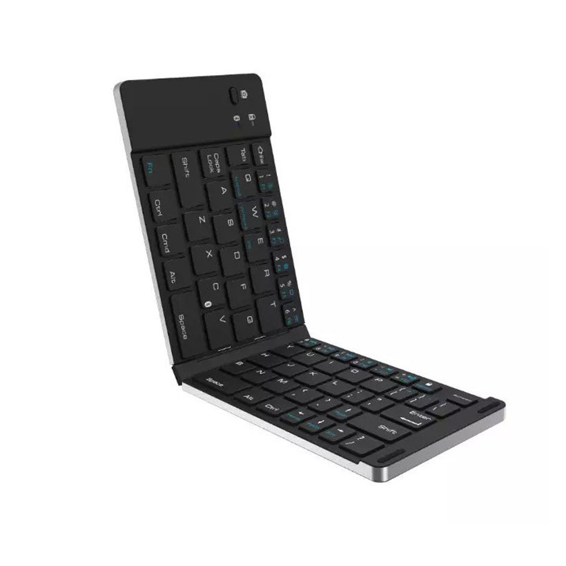 Intelligent Pocket Wireless Bluetooth 3.0 Foldable Keyboard Universal for Android Windows IOS Devices Tablet PC or Smart Phone стоимость