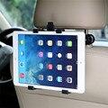Asiento trasero del coche reposacabezas soporte ajustable para ipad 2 3/4 aire 5 aire 6 ipad mini 1/2/3 air tablet samsung tablet pc soportes de coche