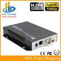 DHL Frete Grátis H.264 SD/HD/3G SDI Para Codificador IP Codificador Codificador IPTV RTMP RTSP Streaming Ao Vivo Streaming de vídeo Para O Youtube