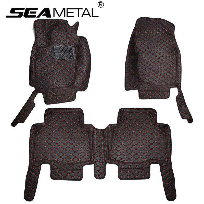 цена на Car Floor Mats Rugs For LHD Chevrolet Cruze 2016 2015 2014 2013 2012 2011 2010 2009 2008 Auto Rug Covers Car-Styling Accessories