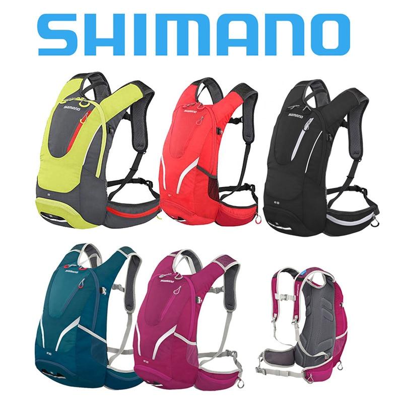 Sac d'hydratation Shimano Rokko sac de vélo sac à dos sac à dos extérieur sac de sport sac à dos sac à dos 8/12/16 Litre
