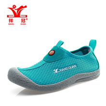 Super comfortable breathable Lycra mesh 2016 New Women Upstream Outdoor Blue sandals aqua shoes, slip Sneaker water sport shoes
