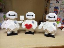 Toy Blocks DIY Baymax