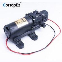 Высокое качество 5л/мин DC 12 В 3A мембранный Водяной насос маленький безопасный насос высокого давления самовсасывающий 4200r/мин 0.8Mpa