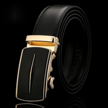 Bycobecy 2019 Cow Genuine Leather Belt Vintage Pin Automatic Long New Fashion Classic Buckle Chain Male Tactical On Pants