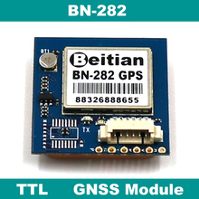 BEITIAN 1PPS UART ttl уровень GNSS ГЛОНАСС gps модуль 4 м вспышка NMEA-0183 GMOUSE 9600bps BN-282
