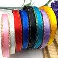 8 рулонов (200 ярдов), смешанные цвета, ширина 3/8 дюйма, атласная лента из Пномпеня, лента для свадебной вечеринки, фотопленка