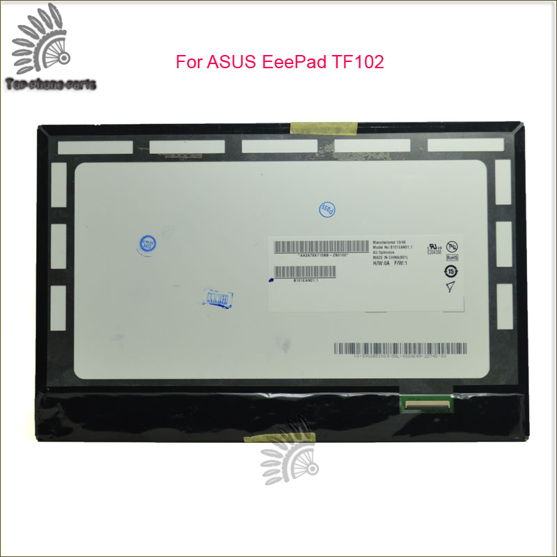 7 inch touchscreen 100% Guarantee with high quality For ASUS EeePad TF102 Replacement lcd screen Panel lcd display screen