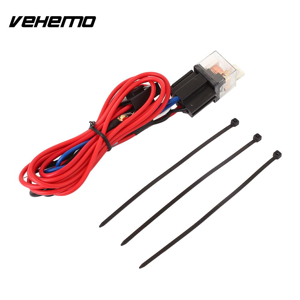12v Truck Car Horn Relay Wiring Harness Kit For Grille Mount Blast 91 Toyota Location With Fuse Professional Accessories Snail Wire Durable