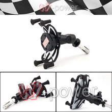 fite For HONDA GSXR 600/750 GSXR600 GSXR750 06-15, GSXR1000 09-15 Motorcycle GPS navigation frame mobile phone holder