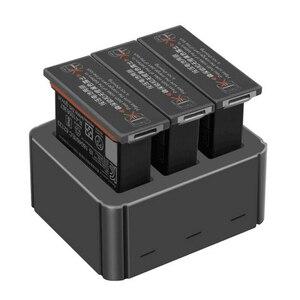 Image 5 - Lityum pil şarj cihazı Osmo Için Eylem Spor Kamera Lityum Pil şarj göbeği Için Akıllı Şarj Osmo Eylem Pil