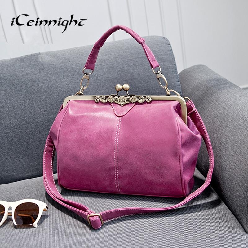 Fashion women messenger bags 2016 leather women handbag cross body vintage bag ladies Nubuck leather woman