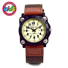 JACQUES FAREL Kids watch Children watch fashion cute cool simple water resisitant Quartz Wristwatches Boys