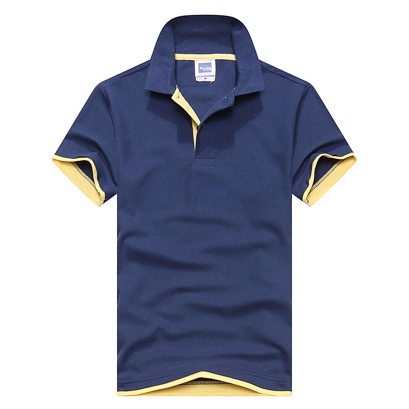 New 2019 Men's brand men Polo shirt D esigual Men's cotton short-sleeved polo shirt sweatshirt T-ennis Free shipping XS-3XL 13