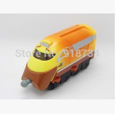 100 original Learning Curve Chuggington Diecast Train Toy Chugger T4 free shipping